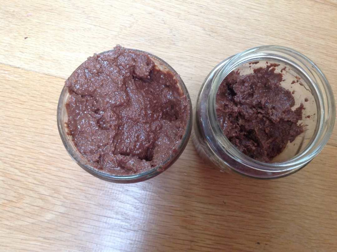 Home made Nutella