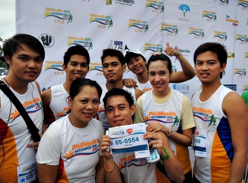 2013 philhealth fun run15