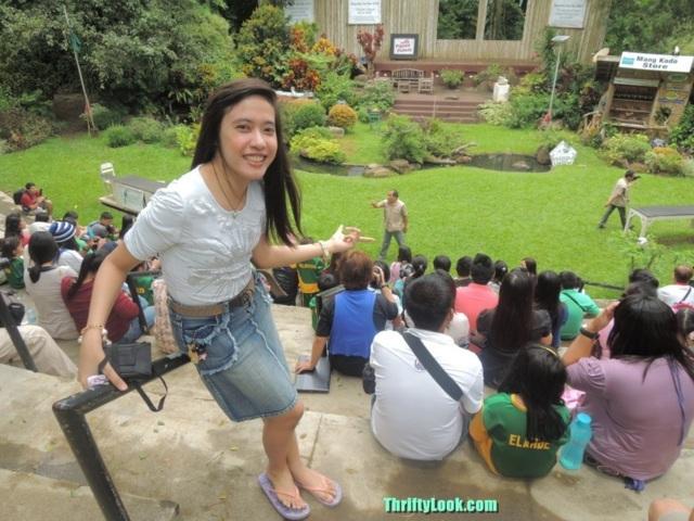 malagos bird show