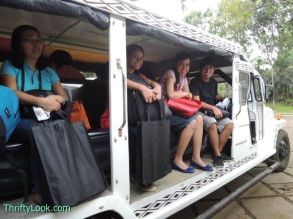 malagos garden resort, davao, park, shuttle bus, shuttle