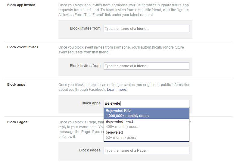 block facebook application, block facebook applications, block fb app, block fb apps