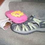 Shoe Lust and Why Good Shoes Matter to Moms