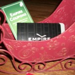Gift Hunting: Empire Theatres Give and Get Program