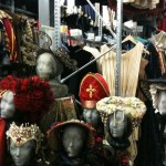 Fun Tour For Drama Queens and Kings: Stratford Festival Warehouse Tour #travel