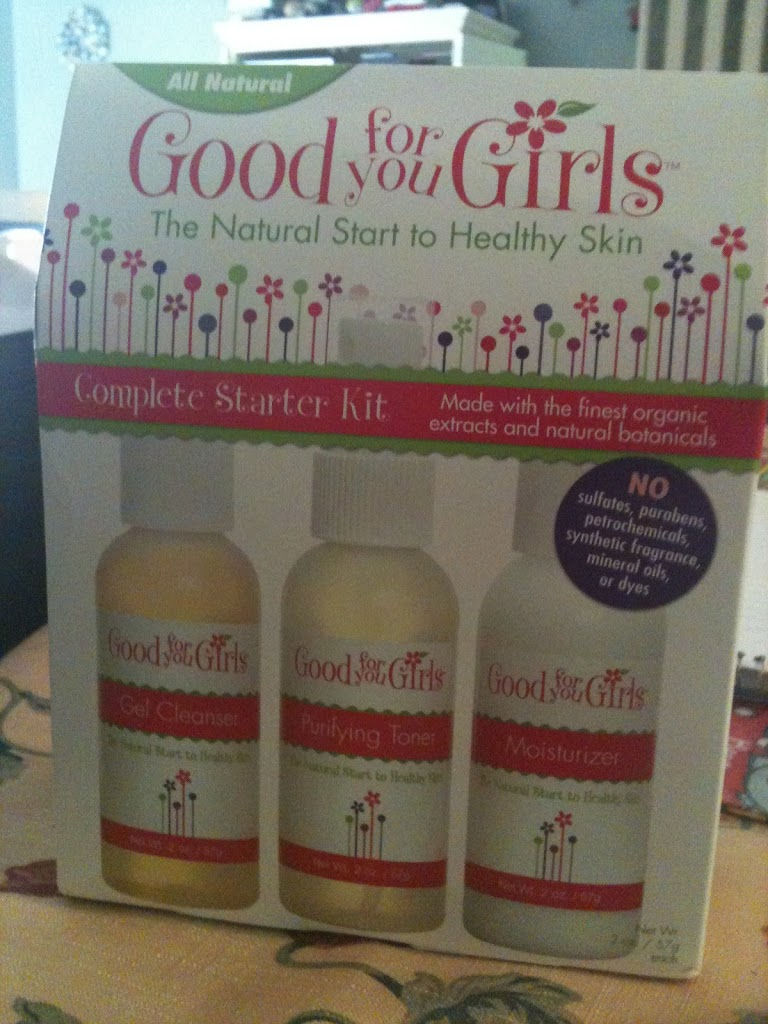 Good For You Girls Tween Skin Care - Thrifty Mommas Tips
