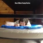 Dear Mom: Camp Series February #MuskokaWoods