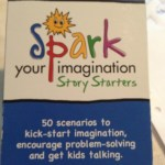 Learning Toys Summer -Spark Story Starters Review