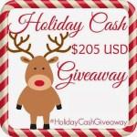 Christmas Cash #HolidayCashGiveaway