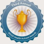 Please Vote: Wego Health Activist Award Nomination