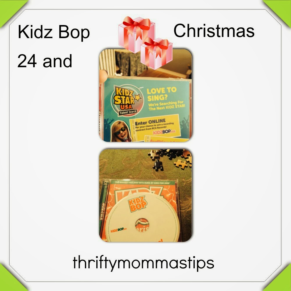 Kidz Bop 24 and Christmas CD Review - Thrifty Mommas Tips