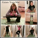 Gaiam Tree of Wisdom Yoga Mat and Restore Therapy