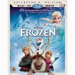 Available Today: Disney's Frozen on Blu-Ray and DVD