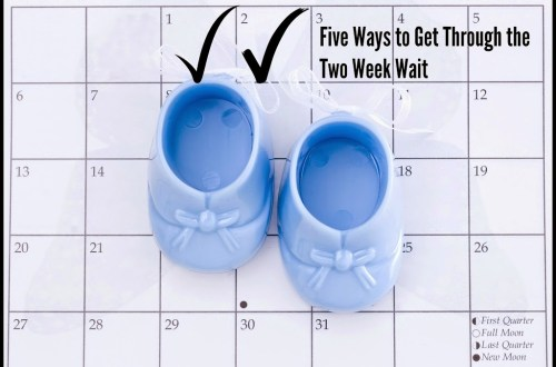 the two week wait IVF