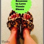 Five Reasons I Love Vionic Shoes