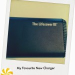 My Favourite Phone Charger and #Giveaway Too