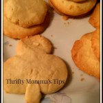 New Traditions and a Simple Shortbread Cookie Recipe #GayleaMom