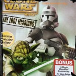 Young Star Wars Fans Will Love – Clone Wars The Lost Missions DVD #Giveaway X 3