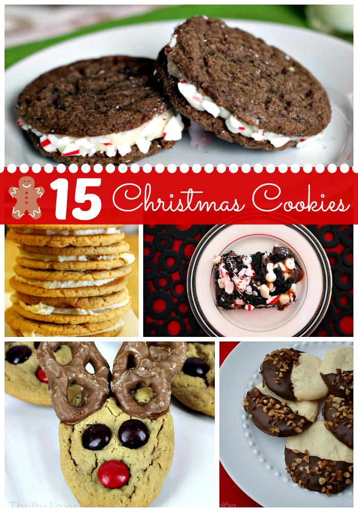 15 Unique Christmas Cookies