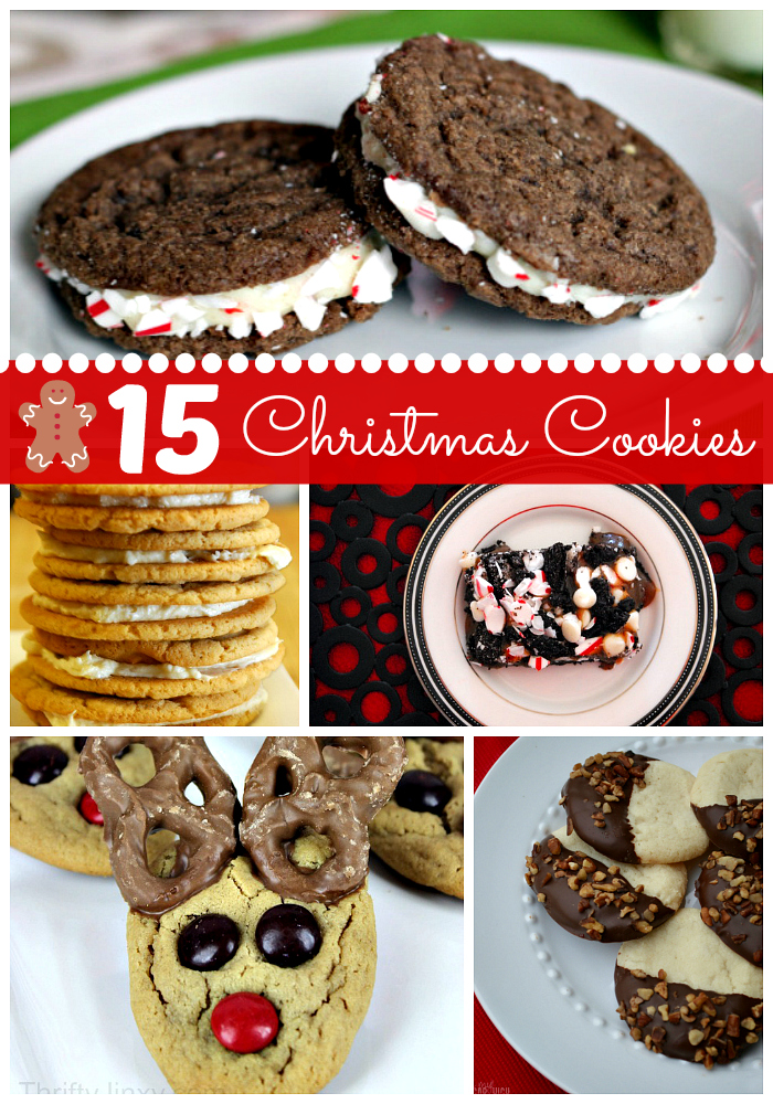 15 Unique Christmas Cookies