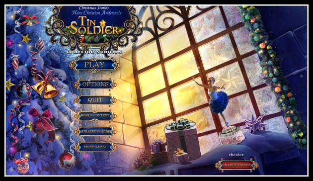 Christmas Stories: Tin Soldier app