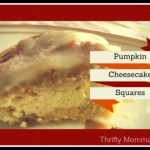 Best Pumpkin Cheesecake Squares