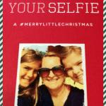 Merry Christmas Card #Selfie #WordlessWednesday