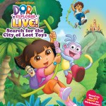 Dora The Explorer Live Show in London #LDNONT April 13th