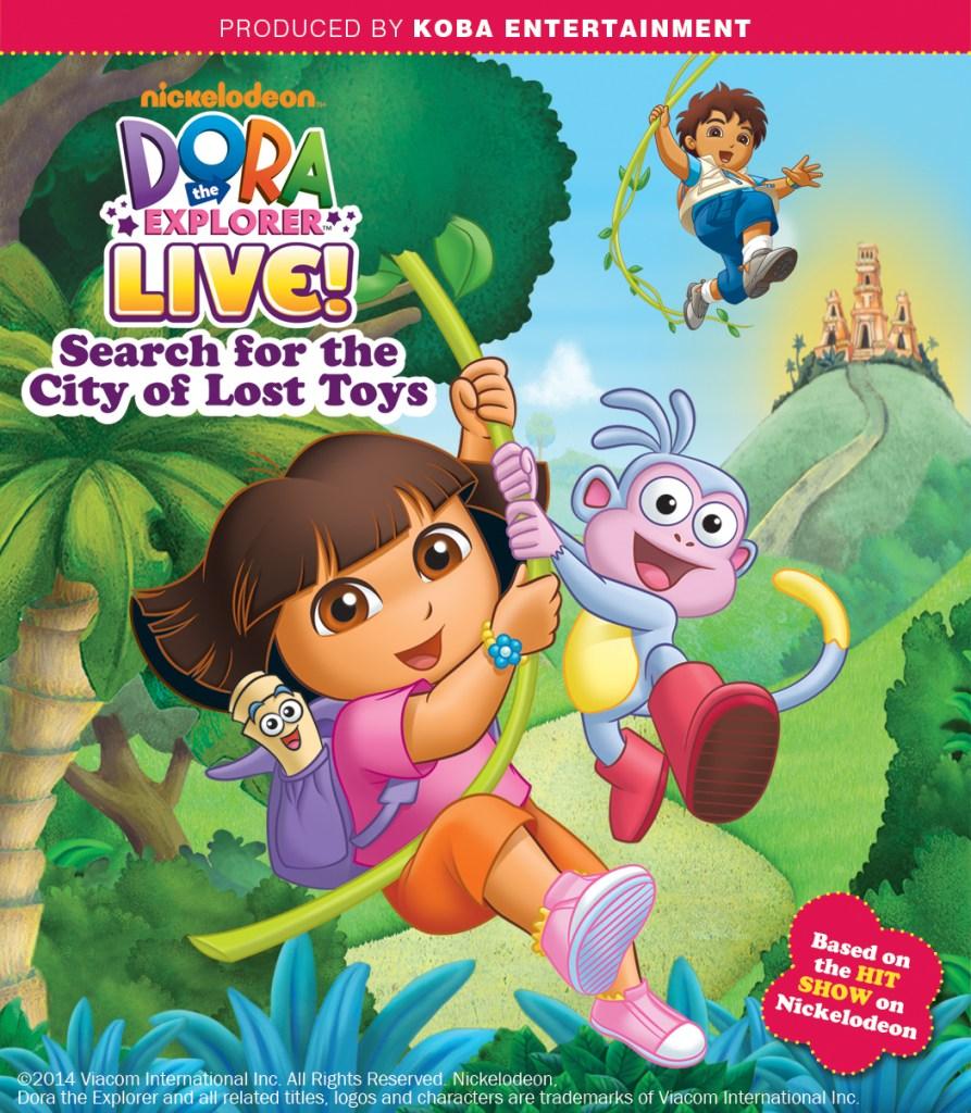 Dora The Explorer Live Show in London, Ontario