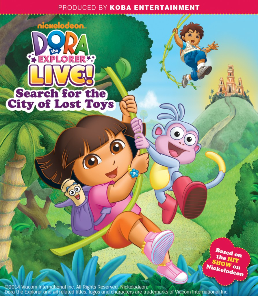Dora The Explorer Live Show in London, Ontario