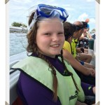 Wordless Wednesday – Ready to Dive In – Family Travel in Belize