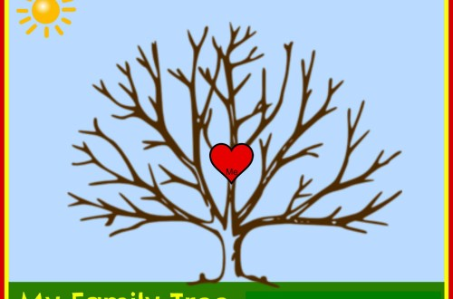 Alternative family tree for adoptive families