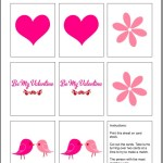 Valentine's Day Memory Game Printable To Share