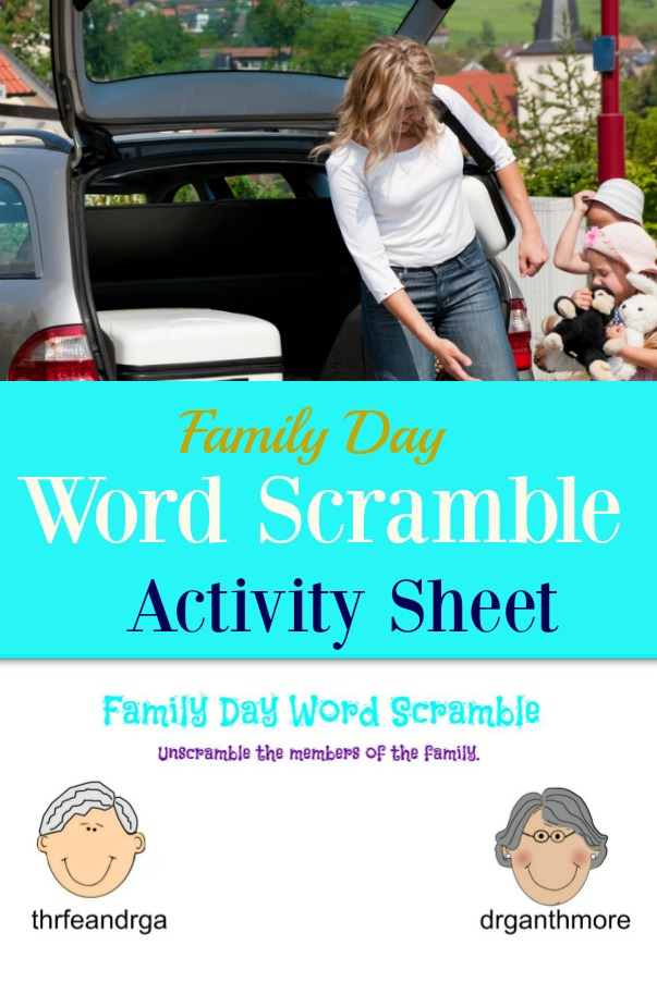 family_day_word_scramble