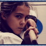 Why We Believe in Martial Arts for Girls #WordlessWednesday