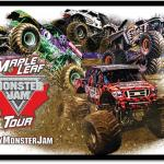Maple Leaf Monster Jam Tour 2015 #MyMonsterJam #Giveaway #Ldnont