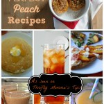 The Best Peach Recipes For Summer