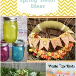 DIY Spring Decor Ideas