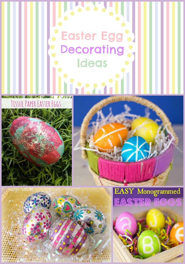 Easter Egg Decor