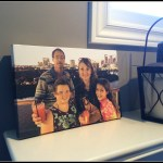 Personalized Canvas Art from Canvas Champ #Giveaway
