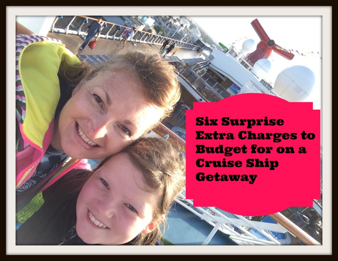 Cruise hidden extras
