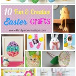 Ten Fun and Creative Easter Crafts