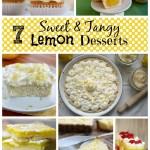 Best Ever Lemon Dessert Recipes