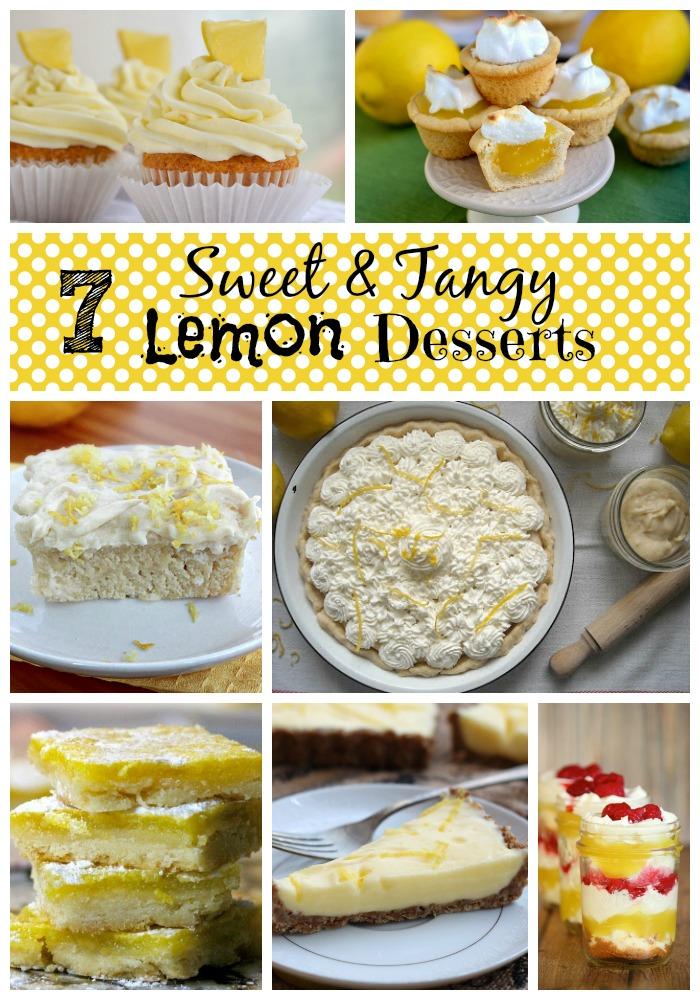 Lemon-Desserts