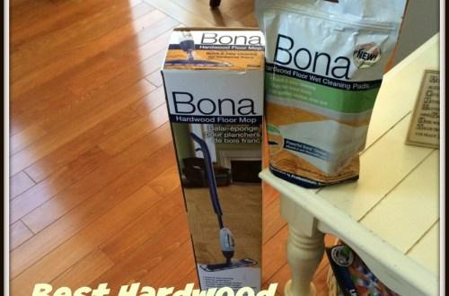 best-hardwood-floor-products