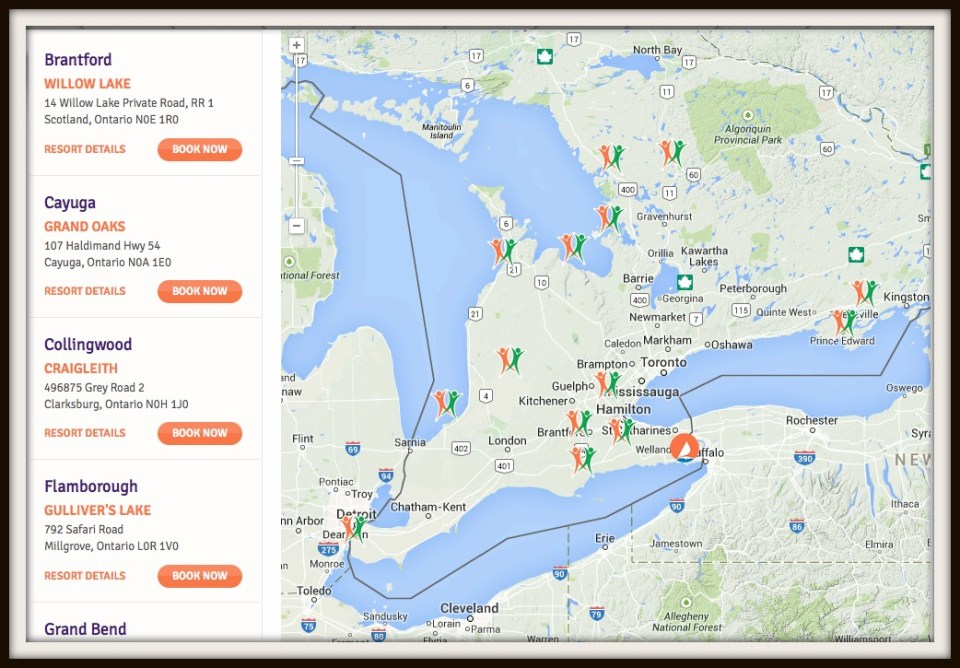 affordable-Ontario-camping