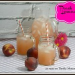 Refreshing Peach Lemonade Recipe