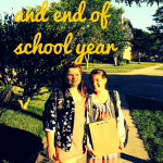 Adoption and End of School Year – Buckle Up, It's Going to Be a Bumpy Ride #adoption