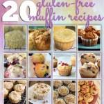 20 Great Gluten Free Muffin Recipes (Roundup)