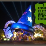 Five Reasons to Stay at Certified Disney Resorts in Florida #travel