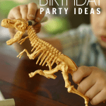 Roaring Fun Dinosaur Birthday Party Ideas